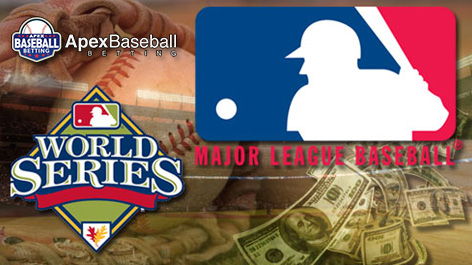 MLB World Series Futures